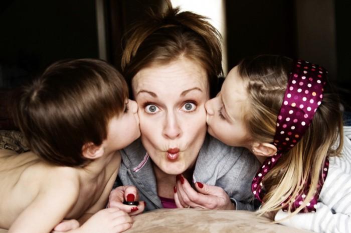 Gelesen bleiben bei der Kindererziehung