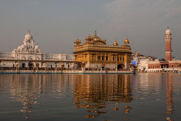 Die 10 schönsten Reiseziele in Nordindien - Amritsar - Der Goldene Tempel
