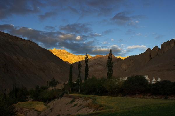 Die 10 schönsten Reiseziele in Nordindien - Ladakh, Himalaya