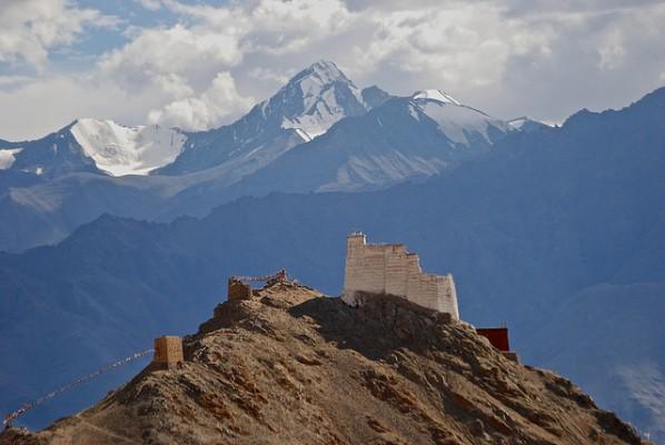 Die 10 schönsten Reiseziele in Nordindien - Ladakh - Stok Kangri