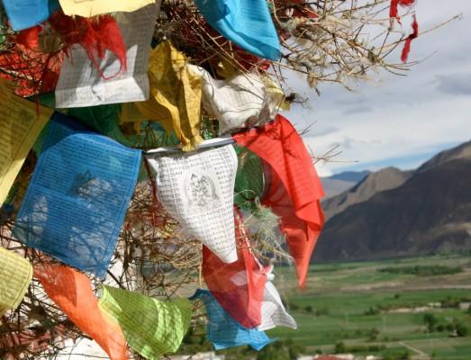 Die 10 schönsten Reiseziele in Nordindien - tibetische Kultur