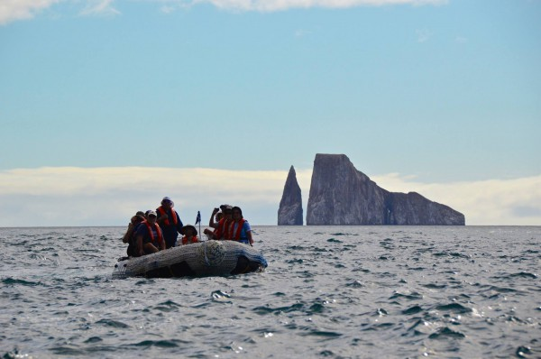 Galapagos Yacht Isabella II Expedition