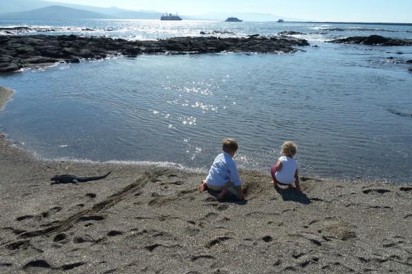 Reisetipp - Eine Woche auf den Galapagos Inseln - mit den Kindern
