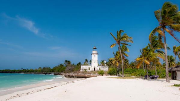 Die schönsten Inseln Tansanias - Fanjove Insel