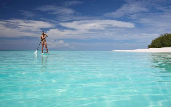 Die schönsten Inseln Tansanias - Mnemba 1
