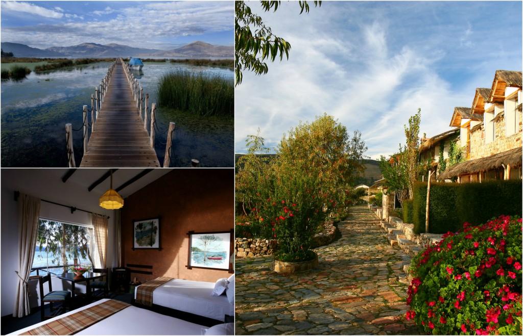 10 einzigartige Hotels - Casa Andina Isla Suasi