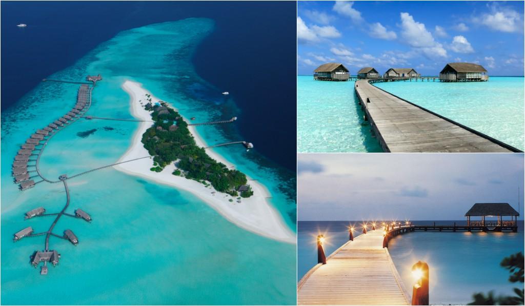 10 einzigartige Hotels - Cocoa Island 4