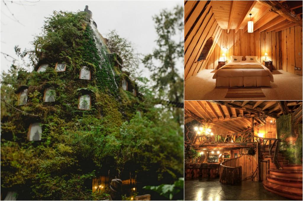 10 einzigartige Hotels - Montana Magica Chile 5