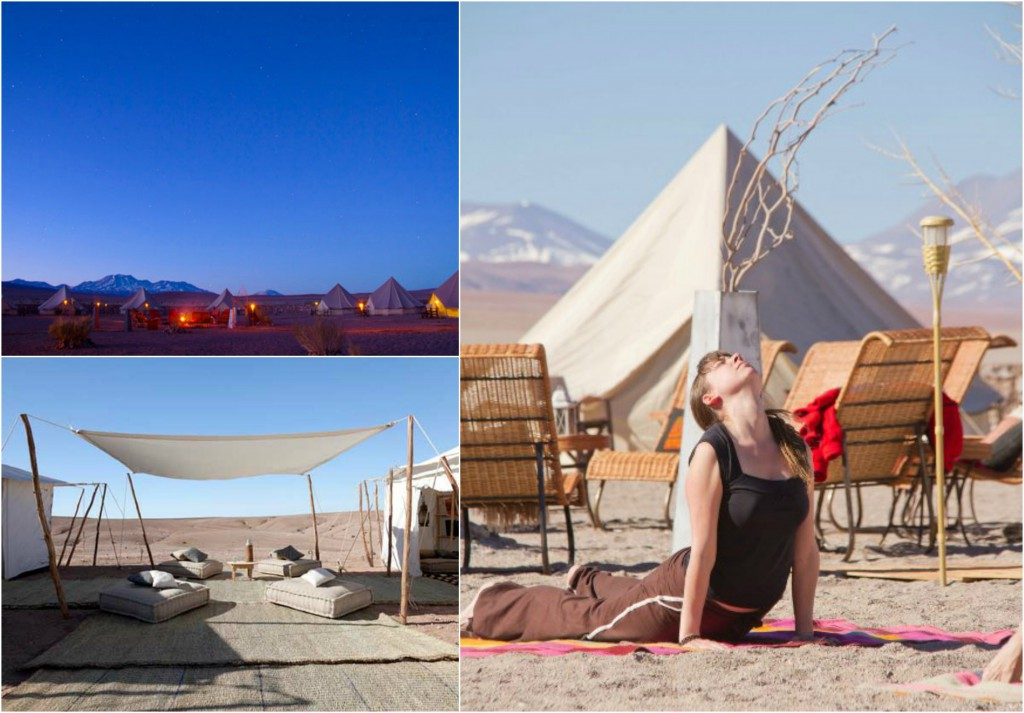 10 einzigartige Hotels - Swimmers in the Desert