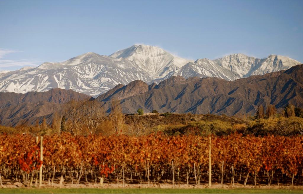 7 ausgefallene Reiseziele für Sommer 2015 - Mendoza