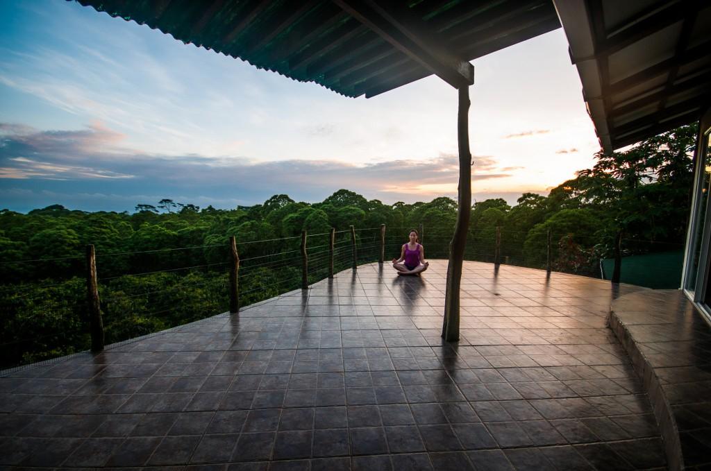Lieblingshotel- Galapagos Safari Camp - Yoga