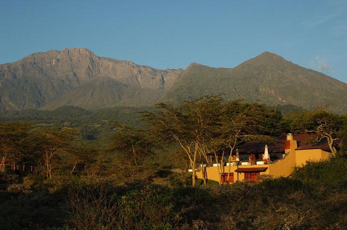Lieblingshotel Hatari Lodge 12