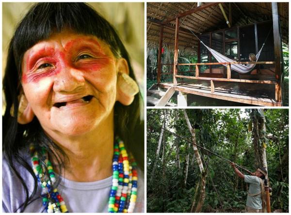 Luxuriöse Abenteuer in Ecuador - Homestay bei den Huorani im Amazonas | Julia Malchow
