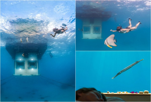Lieblingshotels, The Manta Resort, Unterwasserzimmer, Underwater room, Pemba, Sansibar, Tansania 21