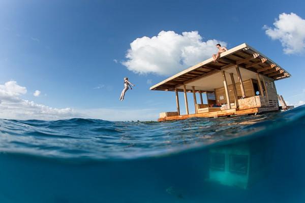 Lieblingshotels, The Manta Resort, Unterwasserzimmer, Underwater room, Pemba, Sansibar, Tansania 4