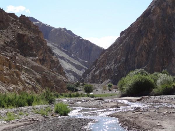 Berg heil: Die schönsten Trekking-Routen in Ladakh