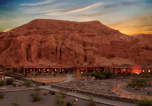 Alto Atacama Desert Lodge - Julia Malchow Lieblingshotels - Luxushotels Atacamawüste Chile Südamerika - Hotel 1