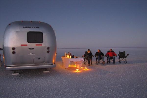 Salar de Uyuni Airstream Deluxe Camper