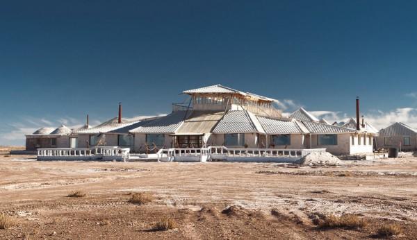 Salar de Uyuni Salzhotel Palacio de Sal 1