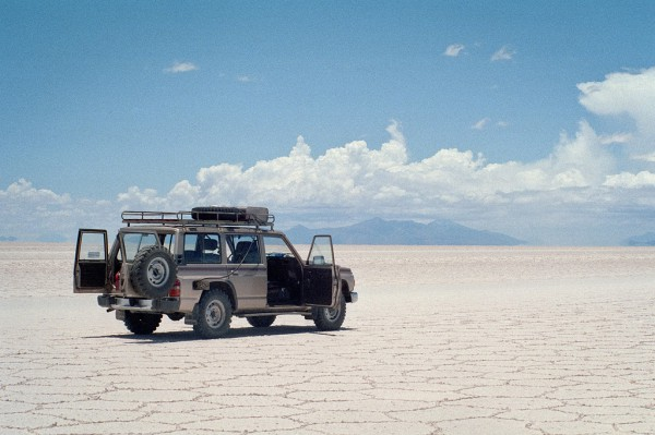 Salar de Uyuni Salzsee Bolivien Roadtrip