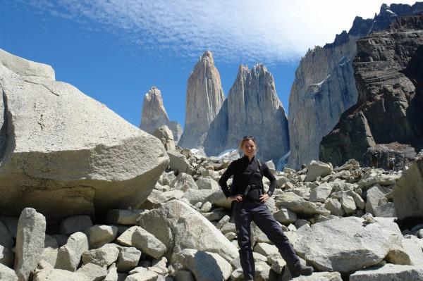 Patagonien Julia