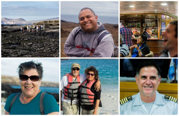 Galapagos Kreuzfahrt Begegnungen