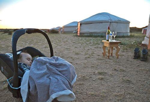 reisen mit baby und kindern