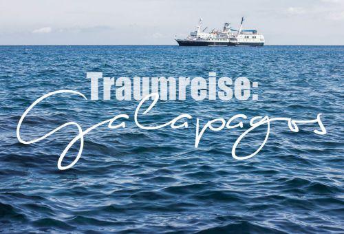 traumreise galapagos